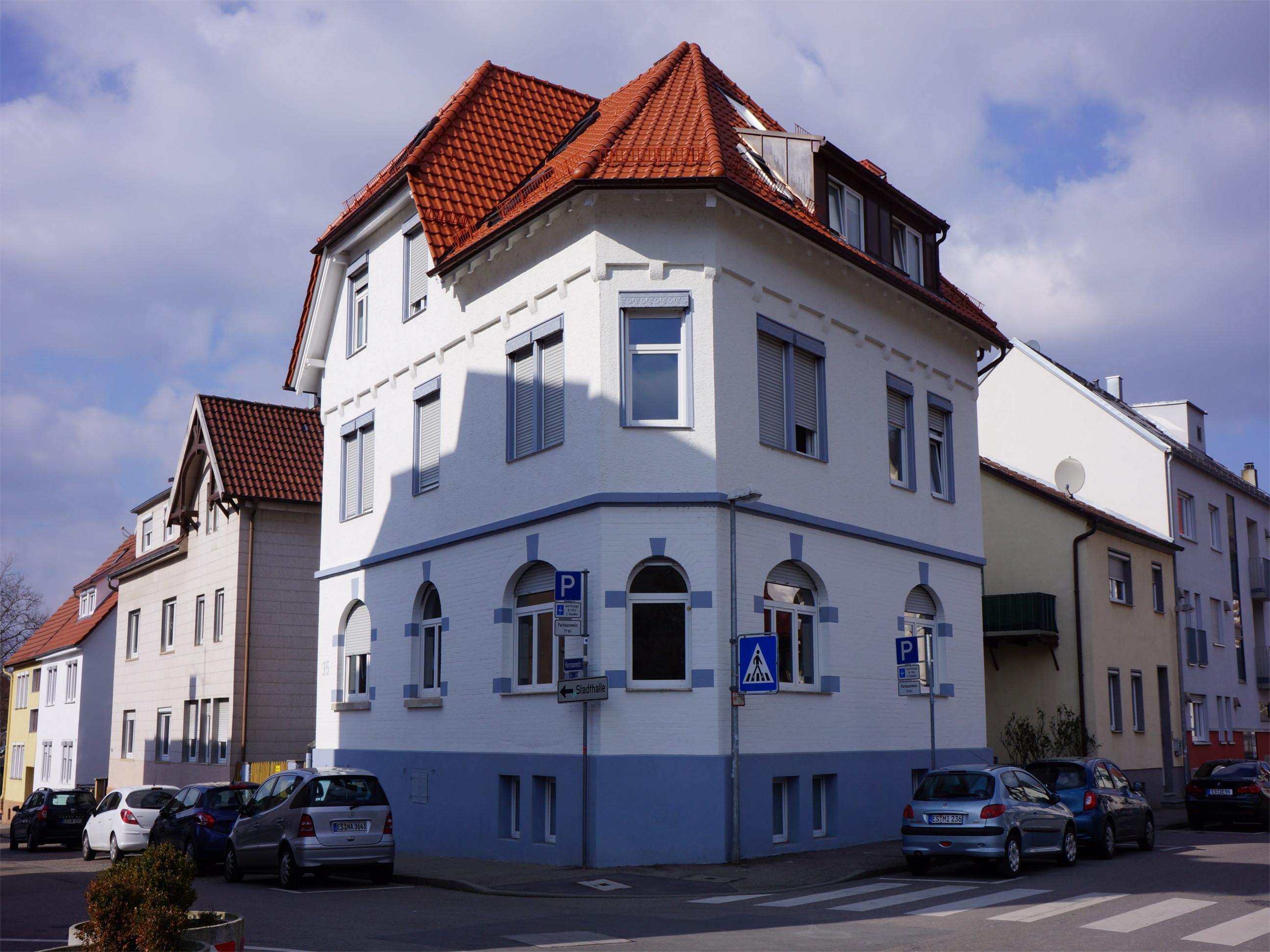 Stationäre Einrichtung Plochingen